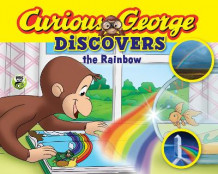 Curious George Discovers the Rainbow (Science Storybook) av H A Rey (Innbundet)