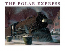 The Polar Express Big Book av Chris Van Allsburg (Innbundet)