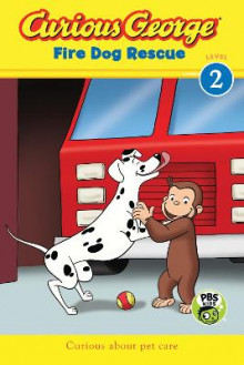 Curious George Fire Dog Rescue av H A Rey og Julie Tibbott (Heftet)