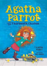 Omslag - Agatha Parrot and the Thirteenth Chicken