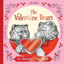 The Valentine Bears Gift Edition av Eve Bunting (Innbundet)