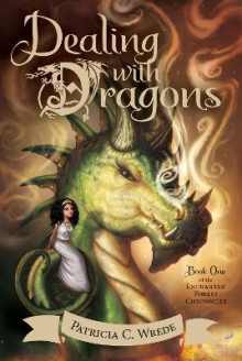 Dealing with Dragons av Patricia C. Wrede (Heftet)