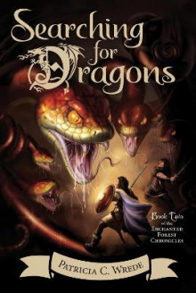 Searching for Dragons av Patricia C. Wrede (Heftet)