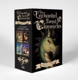 Omslag - The Enchanted Forest Chronicles Set