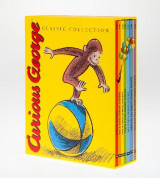 Omslag - Curious George Classic Collection