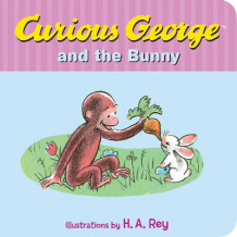 Curious George and the Bunny av H A Rey (Pappbok)