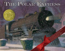 Polar Express 30th Anniversary Edition av Chris Van Allsburg (Innbundet)
