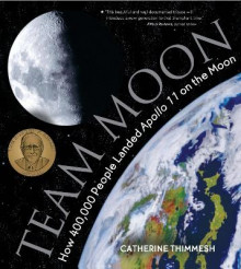 Team Moon av Catherine Thimmesh (Heftet)