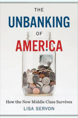 Omslag - The Unbanking of America