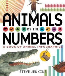 Animals by the Numbers av Steve Jenkins (Innbundet)