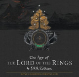 Omslag - The Art of the Lord of the Rings by J.R.R. Tolkien