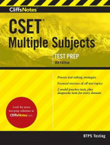 Omslag - Cliffsnotes Cset Multiple Subjects 4th Edition