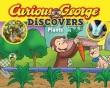 Curious George Discovers Plants (Science Storybook) av H A Rey og Monica Perez (Innbundet)