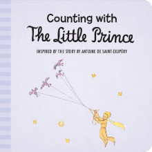 Counting with the Little Prince av Antoine De Saint-Exupery (Pappbok)