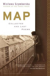 Map: Collected and Last Poems av Stanislaw Baranczak, Clare Cavanagh og Wislawa Szymborska (Heftet)