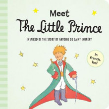 Meet the Little Prince (Padded Board Book) av Antoine De Saint-Exupery (Pappbok)