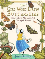 Omslag - The Girl Who Drew Butterflies