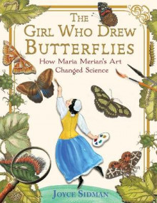 The Girl Who Drew Butterflies av Joyce Sidman (Innbundet)