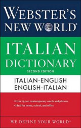 Omslag - Webster's New World Italian Dictionary