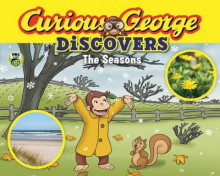 Curious George Discovers the Seasons av H. A. Rey (Heftet)
