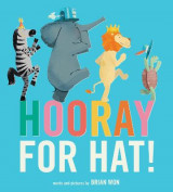 Omslag - Hooray for Hat! (Board Book)