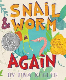 Snail and Worm Again av Tina Kugler (Innbundet)