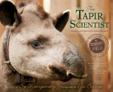 Omslag - The Tapir Scientist