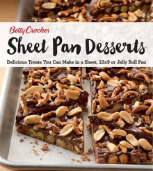 Betty Crocker Sheet Pan Desserts av Betty Crocker (Heftet)