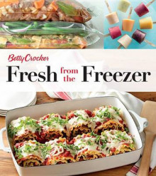 Fresh from the Freezer av Betty Crocker (Heftet)