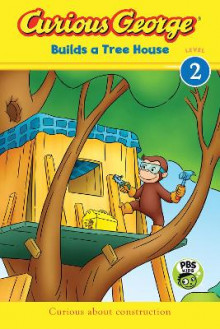 Curious George Builds a Tree House av H. A. Rey (Heftet)