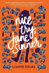 Omslag - Nice Try, Jane Sinner