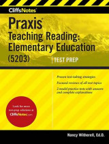 Omslag - Cliffsnotes Praxis Teaching Reading: Elementary Education (5203)