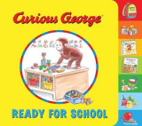 Omslag - Curious George Ready for School