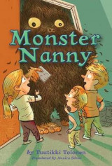 Omslag - Monster Nanny