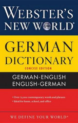 Omslag - Webster's New World German Dictionary