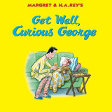 Omslag - Get Well, Curious George