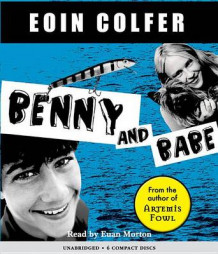 Benny and Babe av Eoin Colfer (Lydbok-CD)