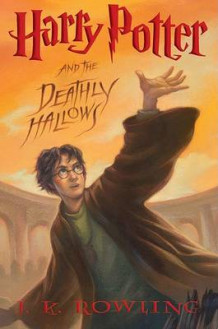 Harry Potter and the Deathly Hallows (Innbundet)