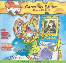 Geronimo Stilton Boxed Set av Geronimo Stilton (Lydbok-CD)
