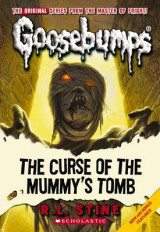Omslag - Curse of the Mummy's Tomb (Classic Goosebumps #6)