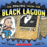 Omslag - The Principal from the Black Lagoon