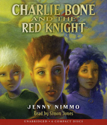 Charlie Bone and the Red Knight av Jenny Nimmo (Lydbok-CD)