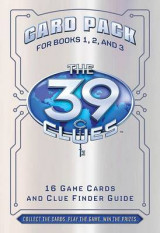 Omslag - The 39 Clues: Card Pack v. 1