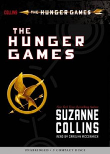 The Hunger Games av Suzanne Collins (Lydbok-CD)