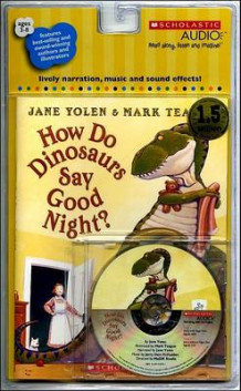 How Do Dinosaurs Say Goodnight? av Jane Yolen (Blandet mediaprodukt)