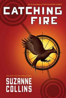 Catching Fire av Suzanne Collins (Lydbok-CD)