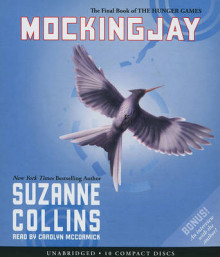 Mockingjay av Suzanne Collins (Lydbok-CD)