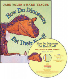 How Do Dinosaurs Eat Their Food? av Jane Yolen (Blandet mediaprodukt)