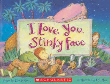 I Love You, Stinky Face av Lisa McCourt (Blandet mediaprodukt)