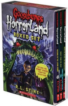Goosebumps Horrorland Boxed Set av R L Stine (Samlepakke)